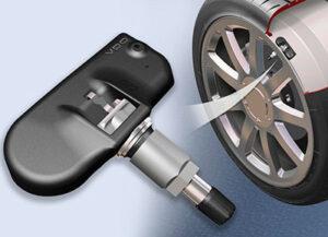 Преимущества датчиков давления в шинах