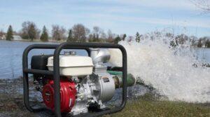 Преимущества бензиновых мотопомп