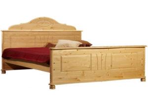 Преимущества кровати из массива сосны