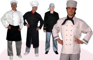 Форма для повара