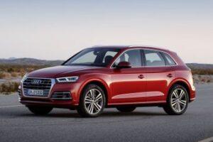 Преимущества нового Audi Q5