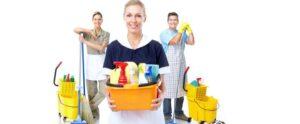 Услуги профессионального клининга