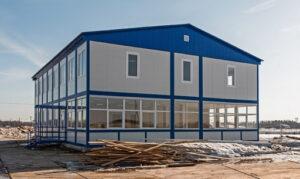 Преимущества строительства модульных зданий