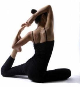 Преимущества занятий фитнес-йогой
