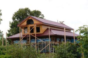 Услуги по реконструкции домов