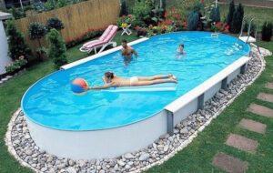 Преимущества каркасных бассейнов