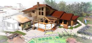 Производство и проектирование домов под ключ