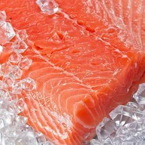 Филе рыбы сухой заморозки